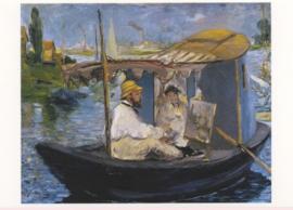 De boot, Edouard Manet