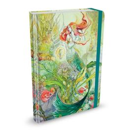Mid Size Journal Peter Pauper Mermaid