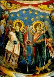 Engel, Byzantijns