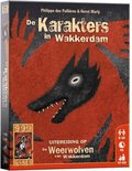 De karakters in Wakkerdam, uitbreiding op de Weervolven