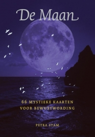 De maan, 66 mystieke kaarten voor bewustwording, Petra Stam