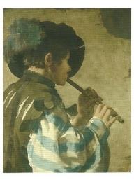 Fluitspelende jongen, Hendrick ter Brugghen