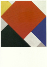 Counter-composition V, Theo van Doesburg