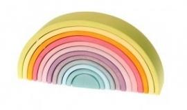pastelkleurige boog 12-delig