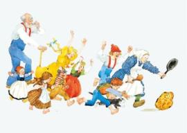 De weggelopen pannenkoek, Svend Otto