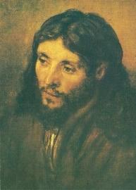 Hoofd van Christus, Rembrandt