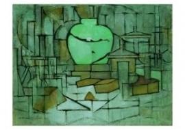 Stilleven, Piet Mondriaan
