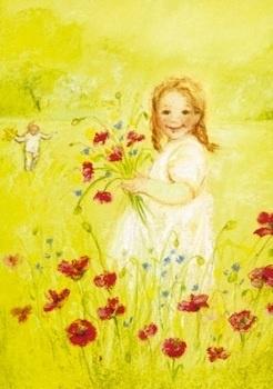 Bloemen plukken, Marjan van Zeyl