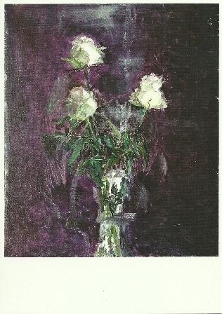 Drie witte rozen, Sabine Moritz