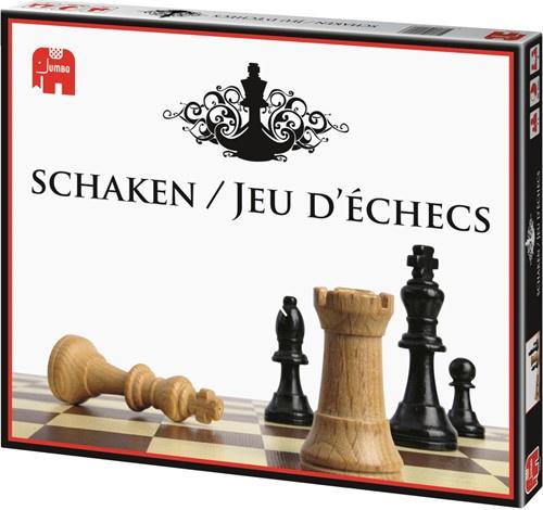 Schaken, dammen en backgammon