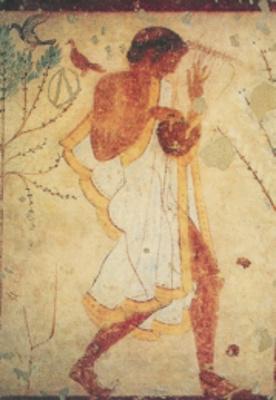 Citer speler, Etruskisch
