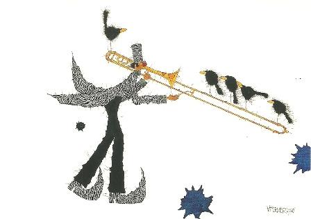 Trombonist, Michael Ferner