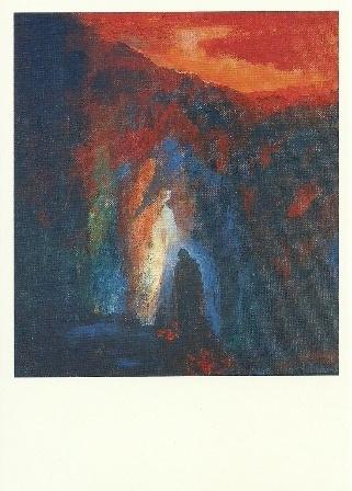 Gethsemane II, Ninetta Sombart