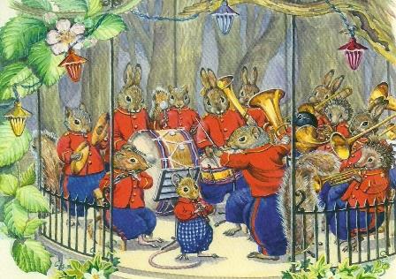 Muziekband, Audrey Tarrant