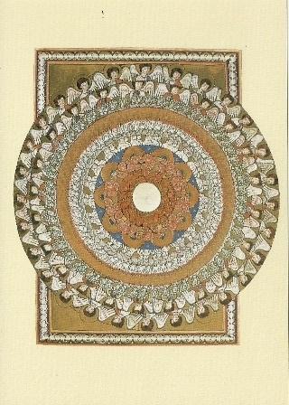 Negen engelenkoren eren de Heer, Hildegard von Bingen