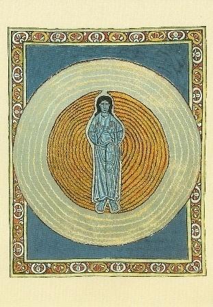 De drievuldigheid, Hildegard von Bingen