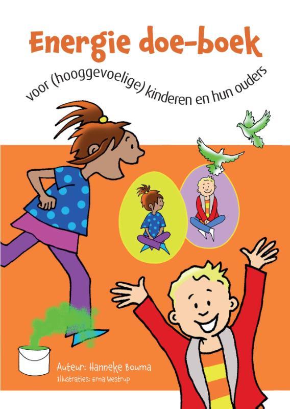 Energie doe-boek / Hanneke Bouma
