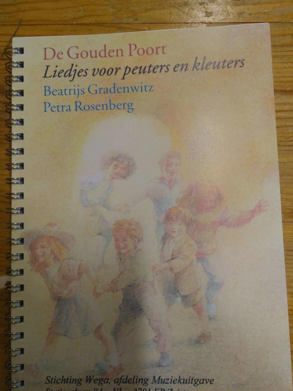 De Gouden Poort / Beatrijs Gradenwitz en Petra Rosenberg
