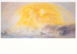 St. Michael over land en zee, David Newbatt