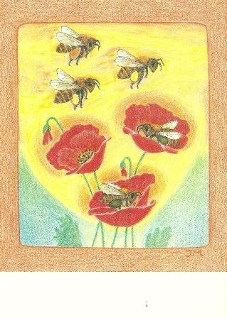 Bijen, Irmgard Mancke