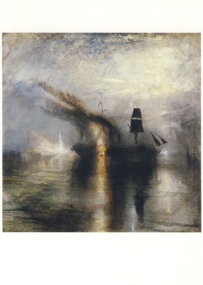 Vrede-Brand op zee, J.W.M. Turner