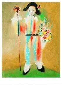Le petit Pierrot, Pablo Picasso