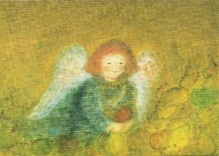 Oktober engel, Eriena Blaffert