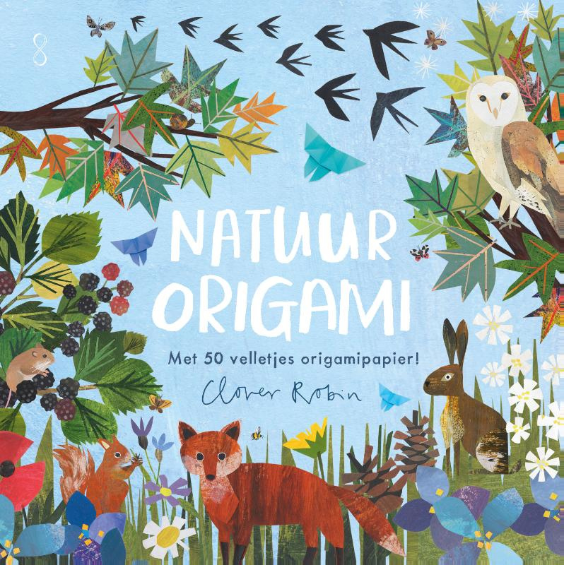 Natuurorigami / Clover Robin