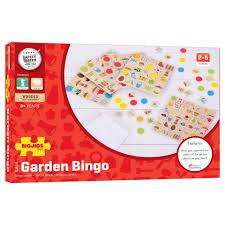 Garden Bingo (3+)