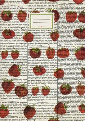 Schriftje Aardbeien, Taurus journal