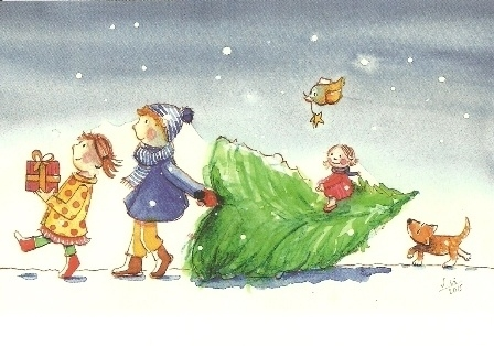 O, vrolijke Kerst, Stefanie Messing