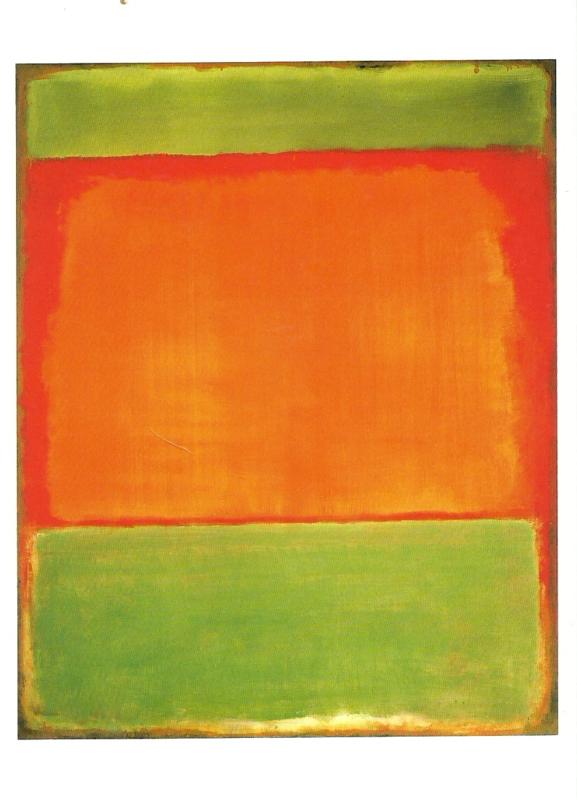 Zonder titel 1949 (2), Mark Rothko