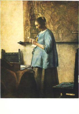 De brief, Johannes Vermeer