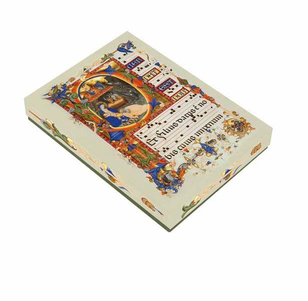 Bij het kind kaartendoos