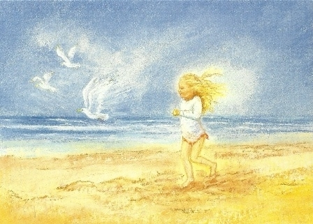 Met de zeemeeuwen mee, Marjan van Zeyl