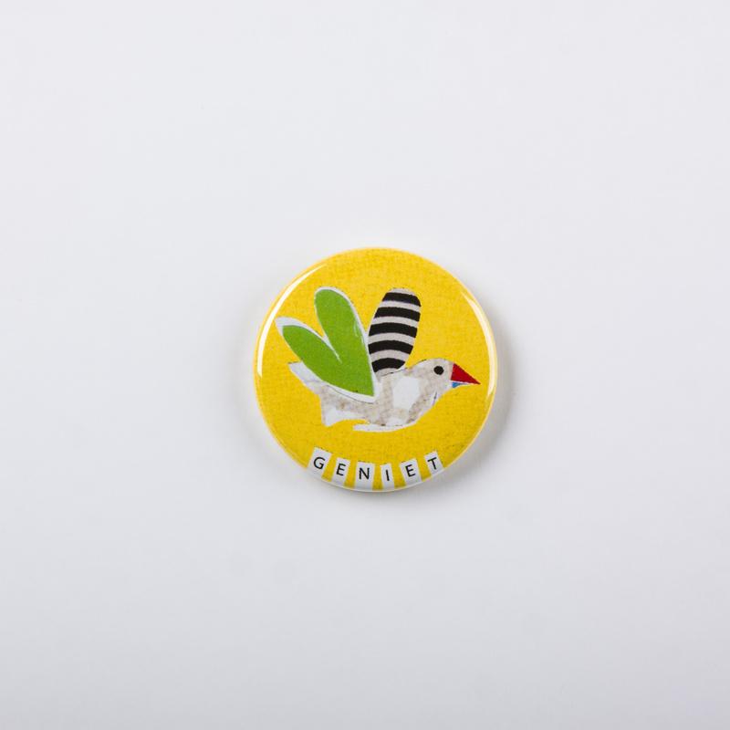 Button Geniet