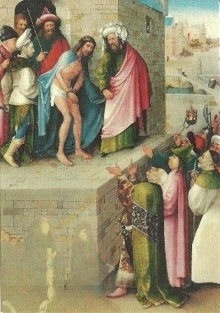 Ecce homo (detail), Jheronimus Bosch
