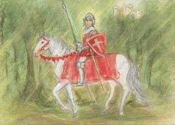 Ridder Parcival, Marjan van Zeyl