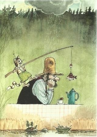 Arme Pettson, Sven Nordqvist