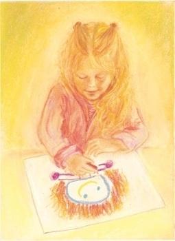 Deze tekening is voor..., Marjan van Zeyl