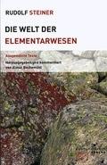 Die Welt der Elementarwesen, Rudolf Steiner