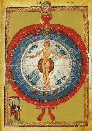 De kosmosmens, Hildegard von Bingen