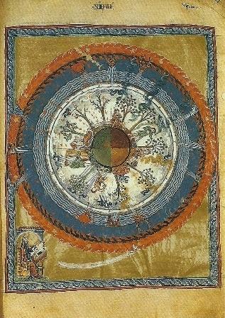 Levenscirkel, Hildegard von Bingen
