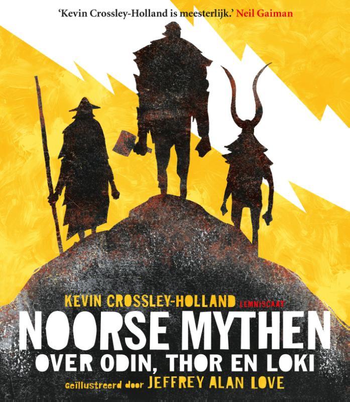 Noorse mythen / Kevin Crossley-Holland