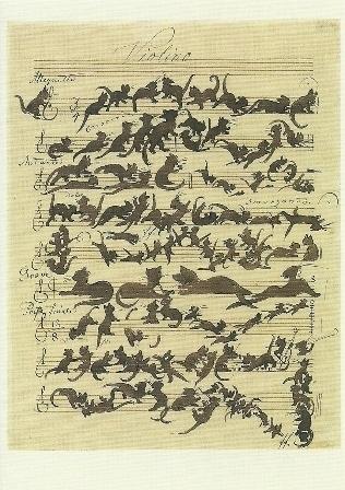 Kattensymphonie, Moritz von Schwind