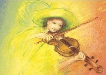 Vioolspel, Marjan van Zeyl