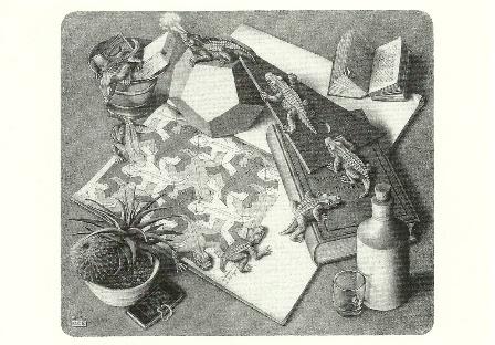 Reptielen, Escher