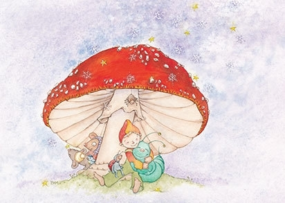 Samen schuilen in de sneeuw, Pauline Meijer