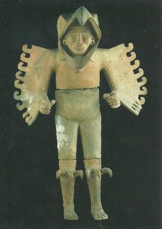 Adelaarman, Aztekisch