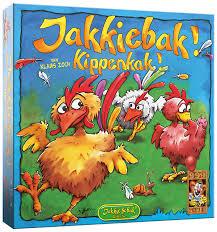 Jakkiebak! Kippekak (4+)